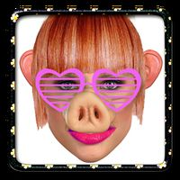 Grappig gezicht foto bewerken APK icon