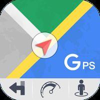 Icoană apk GPS Hărți Navigare & Tranzit - Busolă