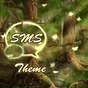 Forest Theme GO SMS Pro 4.0