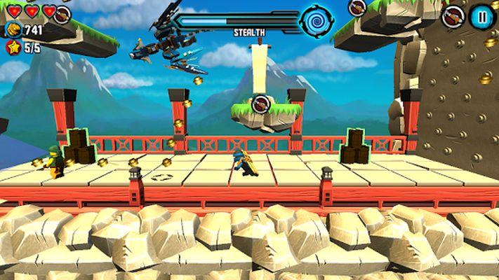 downloaden sie die kostenlose lego® ninjago skybound apk