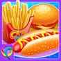 Thực phẩm đường phố - Trò chơi nấu ăn 1.0.3