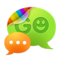 GO SMS Pro Dark Theme v1.0 APK