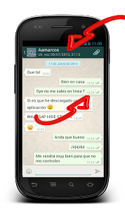 Hide whatsapp status v2.0.08 APK
