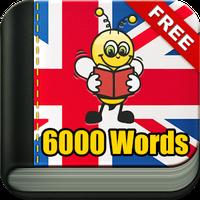 Εικονίδιο του Μάθετε Αγγλικα 6000 Λέξεις