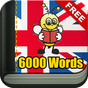 Learn English Vocabulary - 6,000 Words 5.38