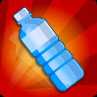 Icône de Bottle Flip Challenge