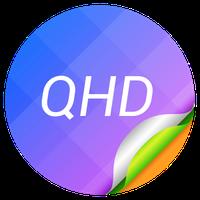 Icono de Fondos de pantalla QHD & HD