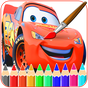 Mcqueen Coloring pages -Cars- 9.2.0 APK