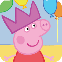 Peppa Pig's Party Time apk icon