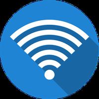 Ícone do Wifi  senha livre