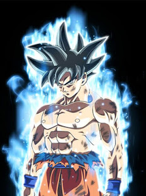 Descargar Goku Ultra Instinct Wallpaper 10 Gratis Apk Android