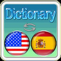 Icône apk English Spanish Dictionary
