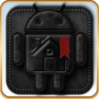 Icône apk TSFShell Black Theme Android