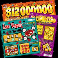 Las Vegas Scratch Ticket icon