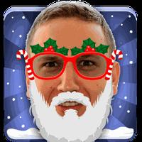 Ícone do apk Mudando rosto - Natal