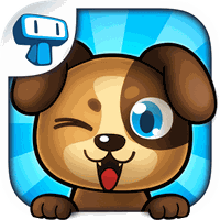 My Virtual Dog - Pup & Puppies APK Simgesi