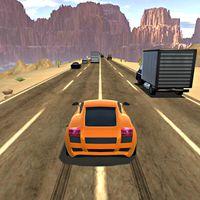 Car Traffic Racer Heavy Highway Rider Sim 2017 apk icon