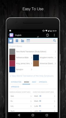 Descargar JW Library 2017 2 0 gratis APK Android