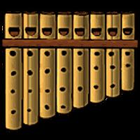 Ícone do Pan Flute