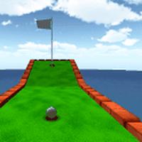 ไอคอน APK ของ การ์ตูนกอล์ฟมินิเกม 3D