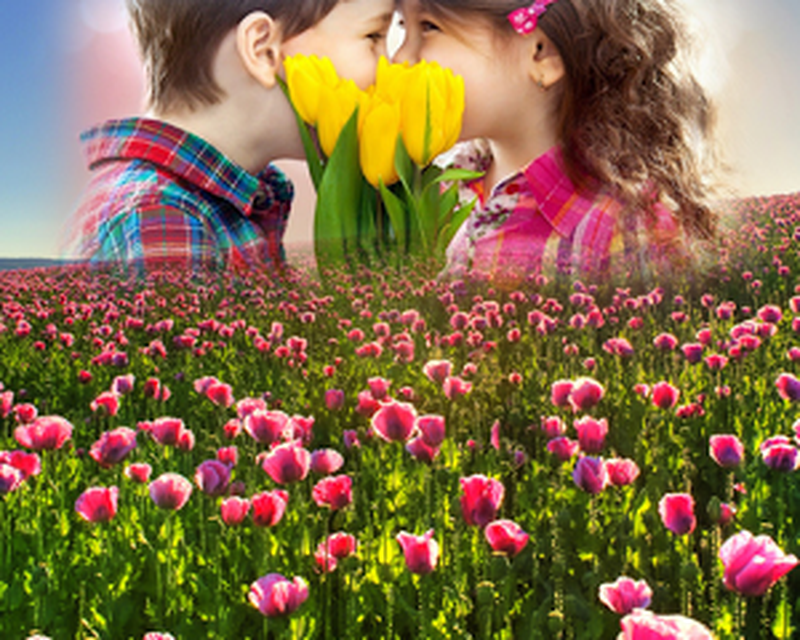 Flower Photo Frames Android