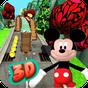 mickey subway mouse run adventure 1.0 APK