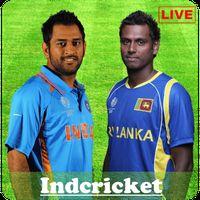 Indcricket - Live Cricket apk icon