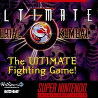 Ultimate Mortal Kombat 3 apk icon