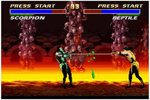 Download Ultimate Mortal Kombat 3 2 1 free APK Android