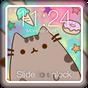 Kawaii Pusheen Cat Anime App Lock 1.0 APK