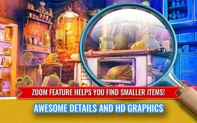 Hidden Objects Kitchen Cleaning Game Android Free Download