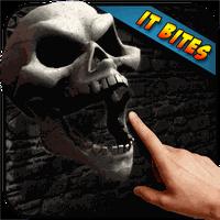 Skull Live Wallpaper 3D Simgesi