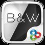 Black & White Launcher Theme v1.0.62
