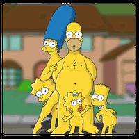 Ícone do Simpsons Wallpaper