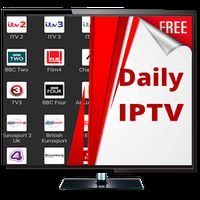 Icône apk Daily IPTV 2018