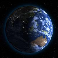 Εικονίδιο του Earth 3D Live Wallpaper