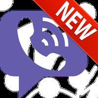 Εικονίδιο του New Viber Video Call and chatting tips apk