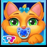Ikona apk My Newborn Kitty - Fluffy Care