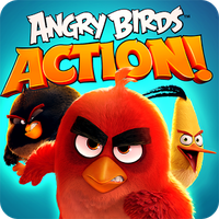 Ícone do apk Angry Birds Action!