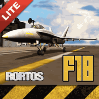 F18 Carrier Landing Lite Simgesi