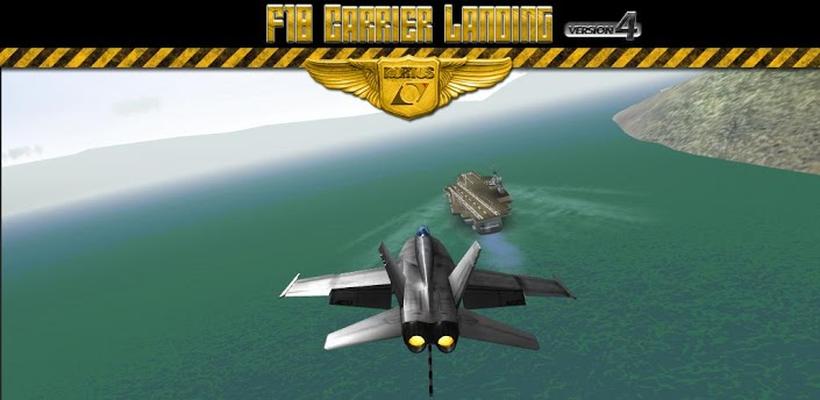 f18 carrier landing apk 7.4.0