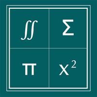 Ícone do Math Formulas