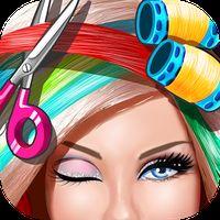 Fashion Doll Hair SPA의 apk 아이콘