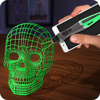 3D Pen Drawing People Simulator APK icon