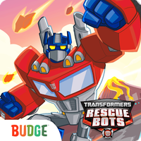 Ikona Transformers Rescue Bots: Dash