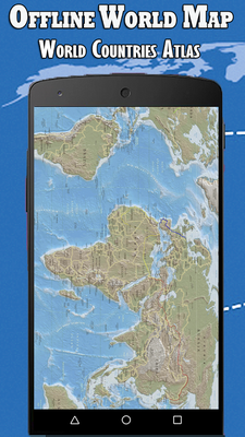 Offline world map hd 3d atlas street view android free offline world map hd 3d atlas street view image 2 gumiabroncs Image collections