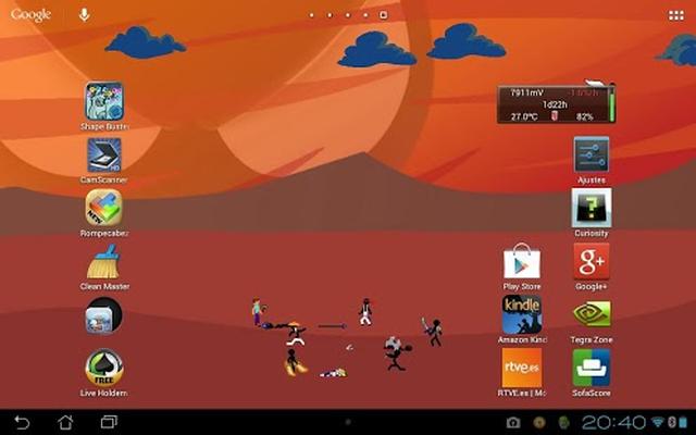 Full Stickman Wallpaper 148 Android Descargar Gratis