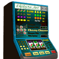 Cherry Chaser Slot Machine Simgesi