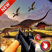 Icoană Vânătorii de dinozaur
