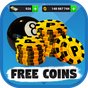 Free 8ball pool coins 1.0 APK